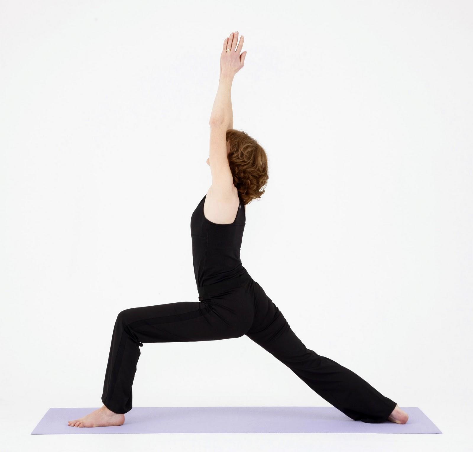Las posturas de pie rompen el estado tamásico 8ed5b151cf60