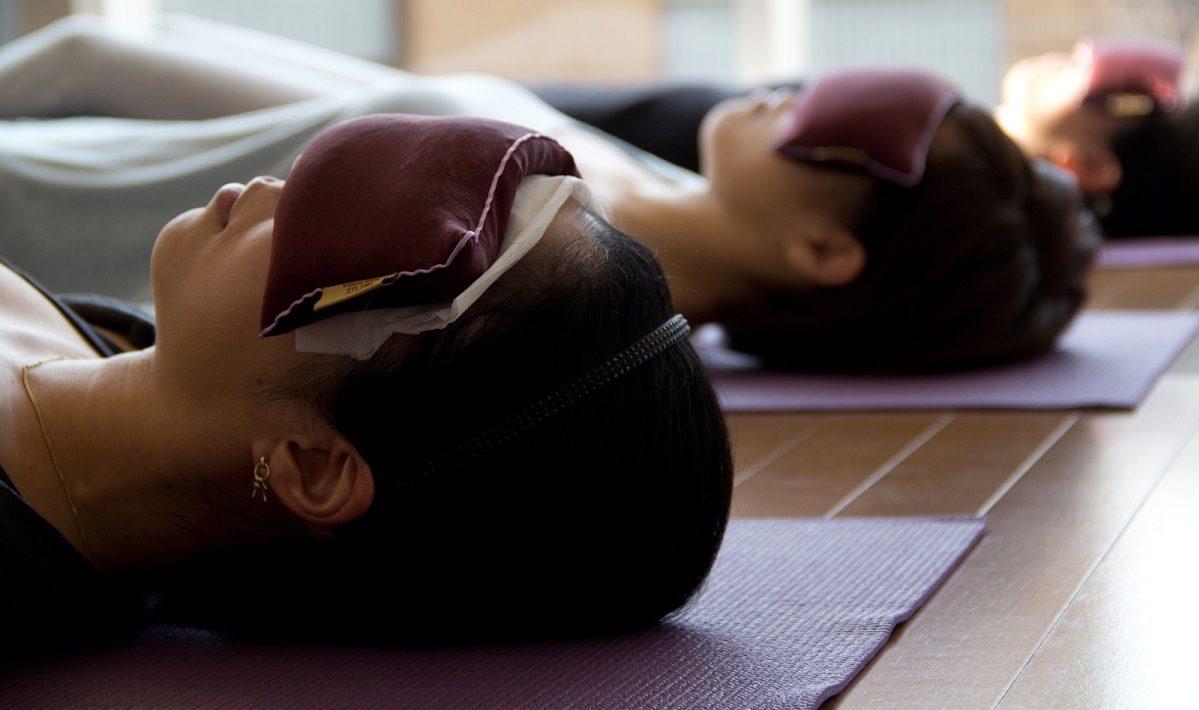 Yoga Nidra: El sueño consciente.   Mi Encuentro Conmigo  